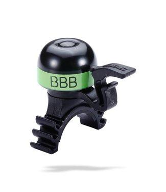 BBB BBB fietsbel BBB-16 Minifit groen