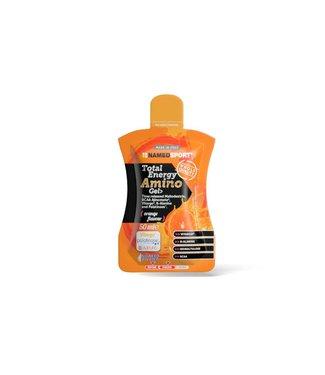 NamedSport NamedSport total energy amino gel orange flavour 50ml