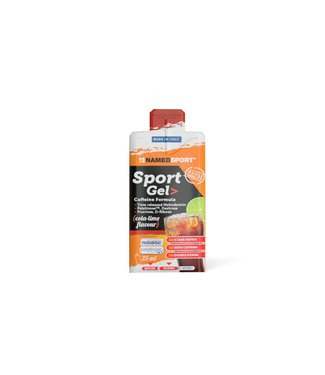 NamedSport NamedSport Sport gel cola lime 25ml