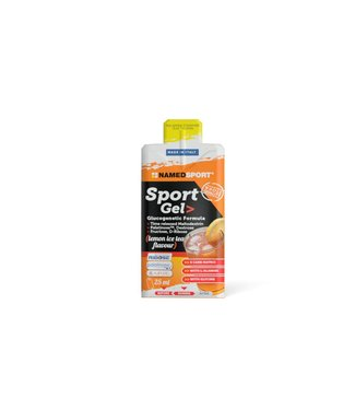 NamedSport NamedSport Sport gel lemon ice tea 25ml