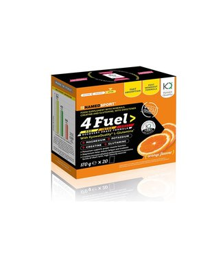 NamedSport NamedSport 4 Fuel 20 zakjes