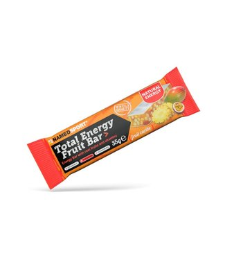 NamedSport NamedSport total energy fruit bar fruit caribe 35g