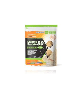 NamedSport NamedSport creamy protein 80 cookies en cream 500g