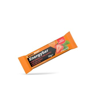 NamedSport NamedSport energy bar strawberry 35g