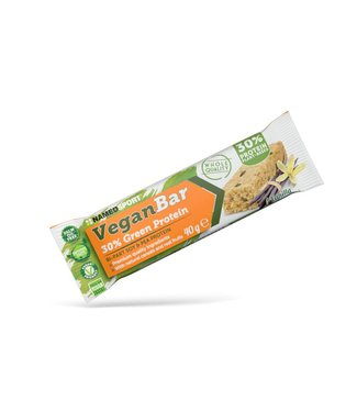 NamedSport NamedSport vegan protein bar vanilla 40g