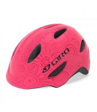 Giro Giro Scamp Fietshelm Kinderen fel roze pearl profiel