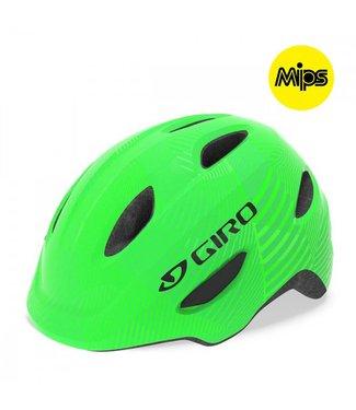 Giro Giro Scamp MIPS Fietshelm kinderen groen