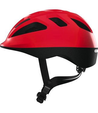 Abus Abus Smooty 2.0 Fietshelm Kinderen Shiny Red
