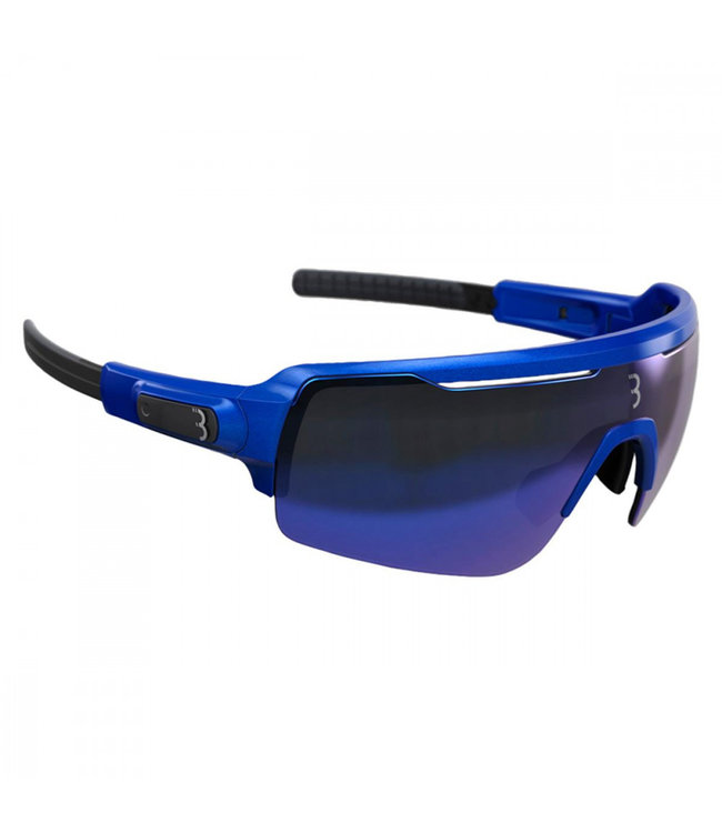 BBB BBB Commander BSG-61 Sportbril metaal blauw