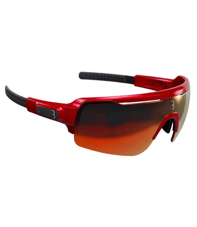 BBB BBB Commander BSG-61 Sportbril glossy metaal rood