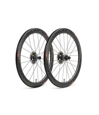 Scope Cycling Scope R5 Carbon wielset voor schijfremmen
