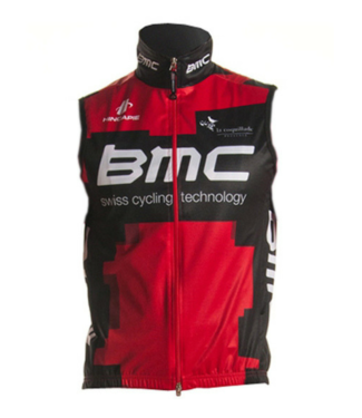 BMC Team windtex polar vest Hincapie Sportswear