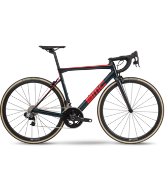 BMC BMC Teammachine SLR01 Two Red eTap