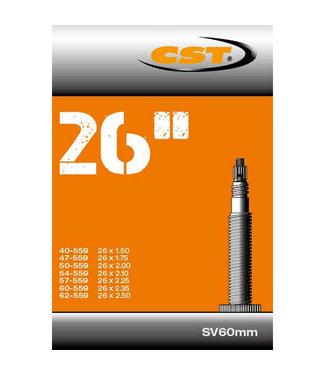 """Cst CST Binnenband 26"""" presta/frans 60mm"""