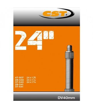 """Cst CST Binnenband 24"""" presta/frans 40mm"""