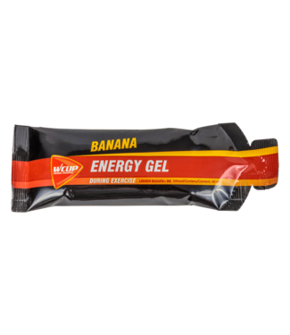Wcup Wcup Energy Gel Banana