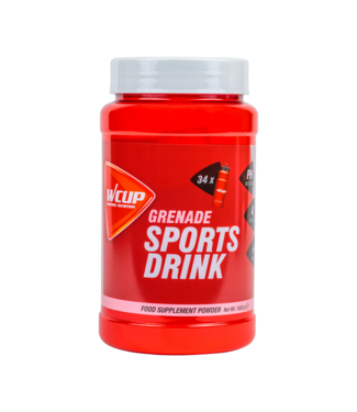 Wcup Wcup Sports Drink Grenade 1020 gram