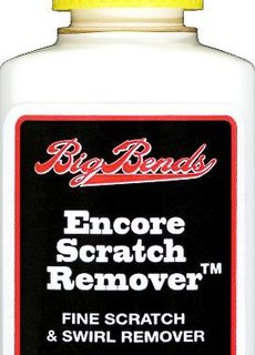 Big Bends Big Bends Encore Scratch Remover
