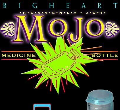 Big Heart Big Heart Mojo Medicine Bottle