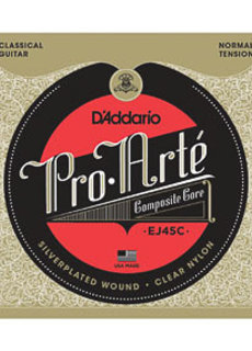 D'Addario D'Addario EJ45C Composites Normal Tension