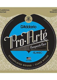 D'Addario D'Addario EJ46C Composites Hard Tension