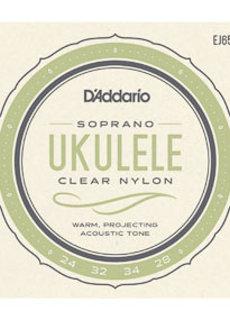 D'Addario D'Addario EJ65S Soprano Ukulele Strings