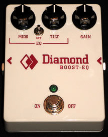 Diamond Diamond Boost EQ