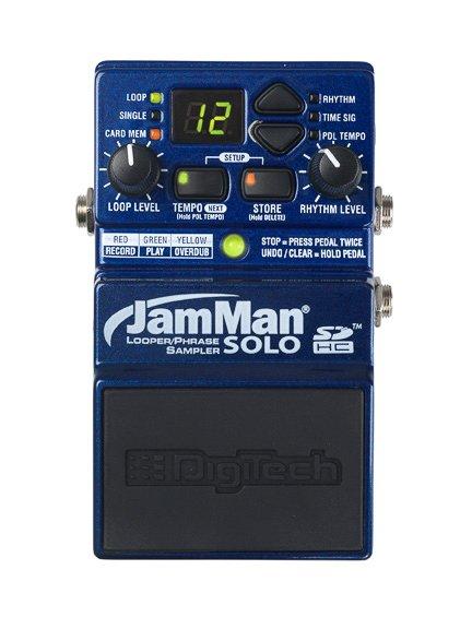 Digitech Digitech Jamman Solo Looper