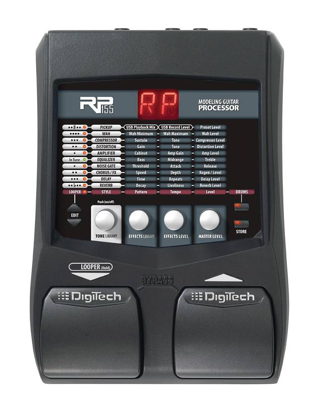 Digitech Digitech RP-155 Multi Effects Processor