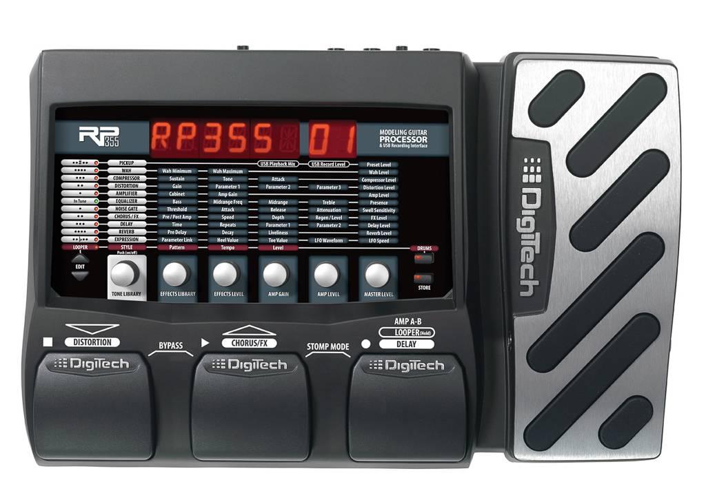 Digitech Digitech RP-355 Multi Effects Processor