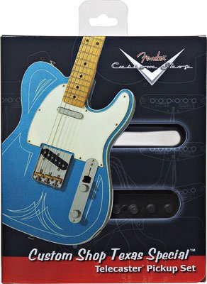 Fender Fender Custom Shop Tele Texas Special Pick-ups
