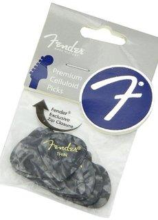 Fender Fender Premium Celluloid Pick Packs