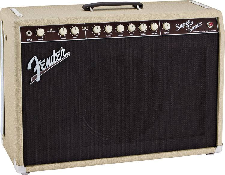 Fender Fender Super-Sonic 60 Blonde