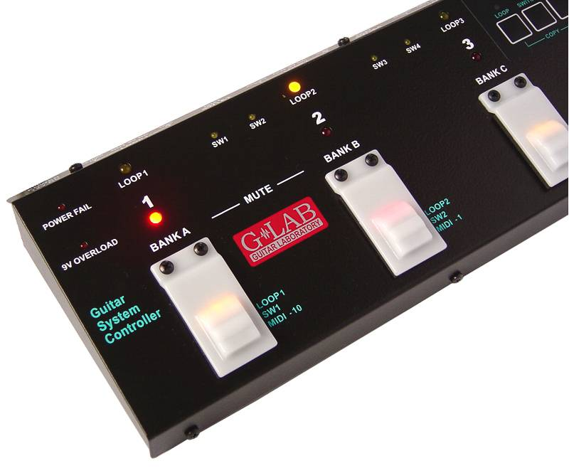G-Lab G-Lab GSC Controller System