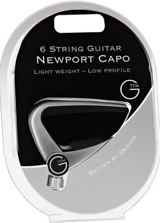 G7th G7th Capo Newport Steelstring