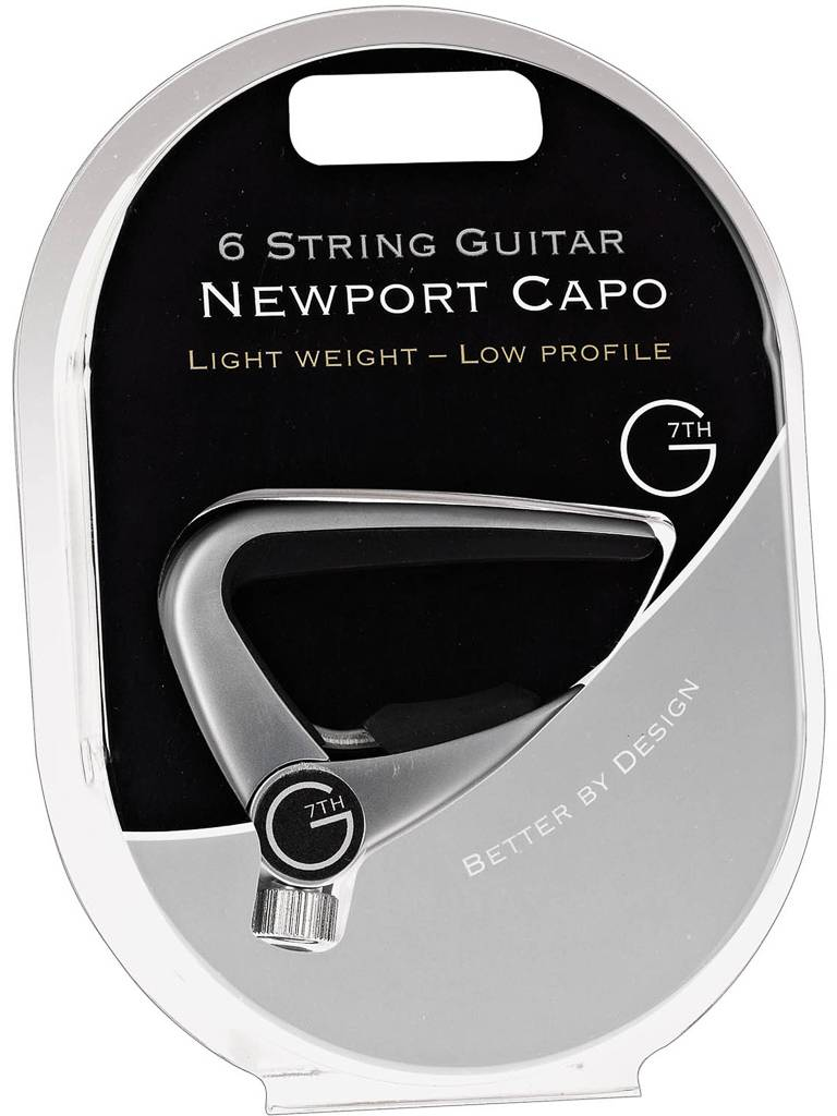 G7th G7th Capo Newport Steelstring
