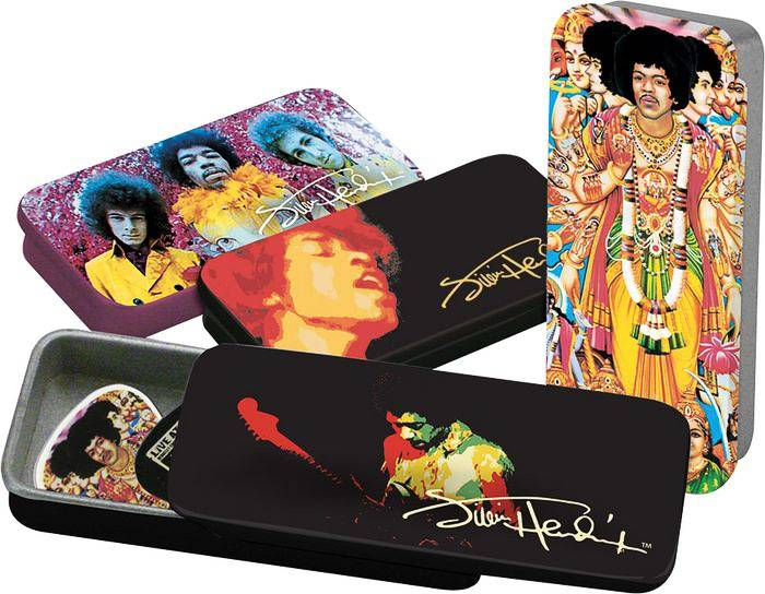 Dunlop Box of Hendrix Picks