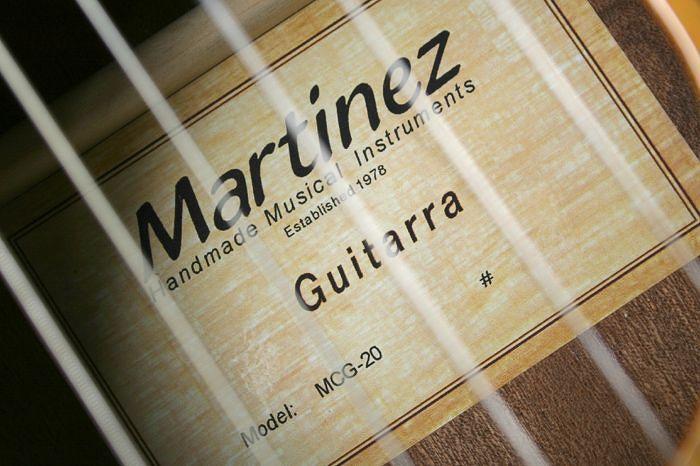 Martinez Martinez MC-20 S