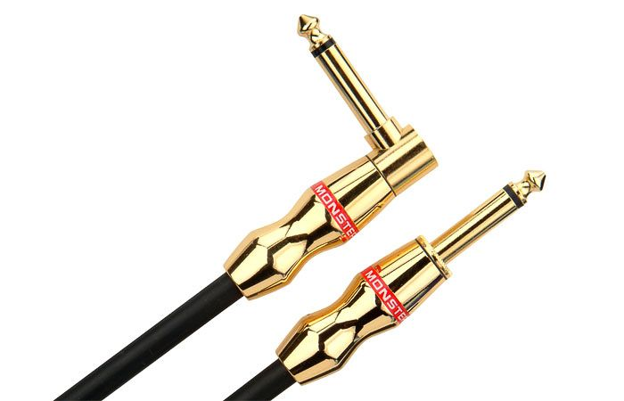 Monster Cable Monster Cable Rock Pro 21ft S/S straight/straight