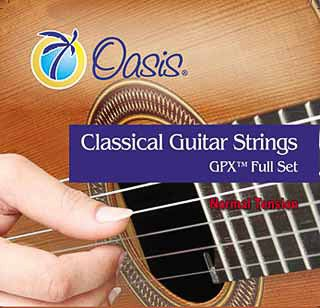 Oasis Oasis GPX Carbon Strings normal tension GX-1100