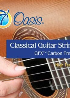 Oasis Oasis GPX Carbon Strings high tension GX-1000H