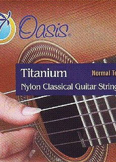 Oasis Oasis Titanium Nylon Strings normal tension TS-5000