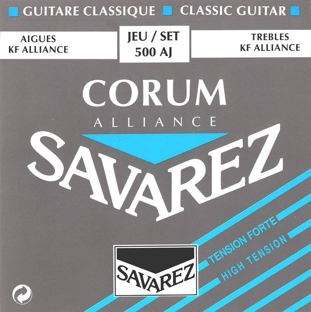 Savarez Savarez 500AJ Corum Alliance high tension