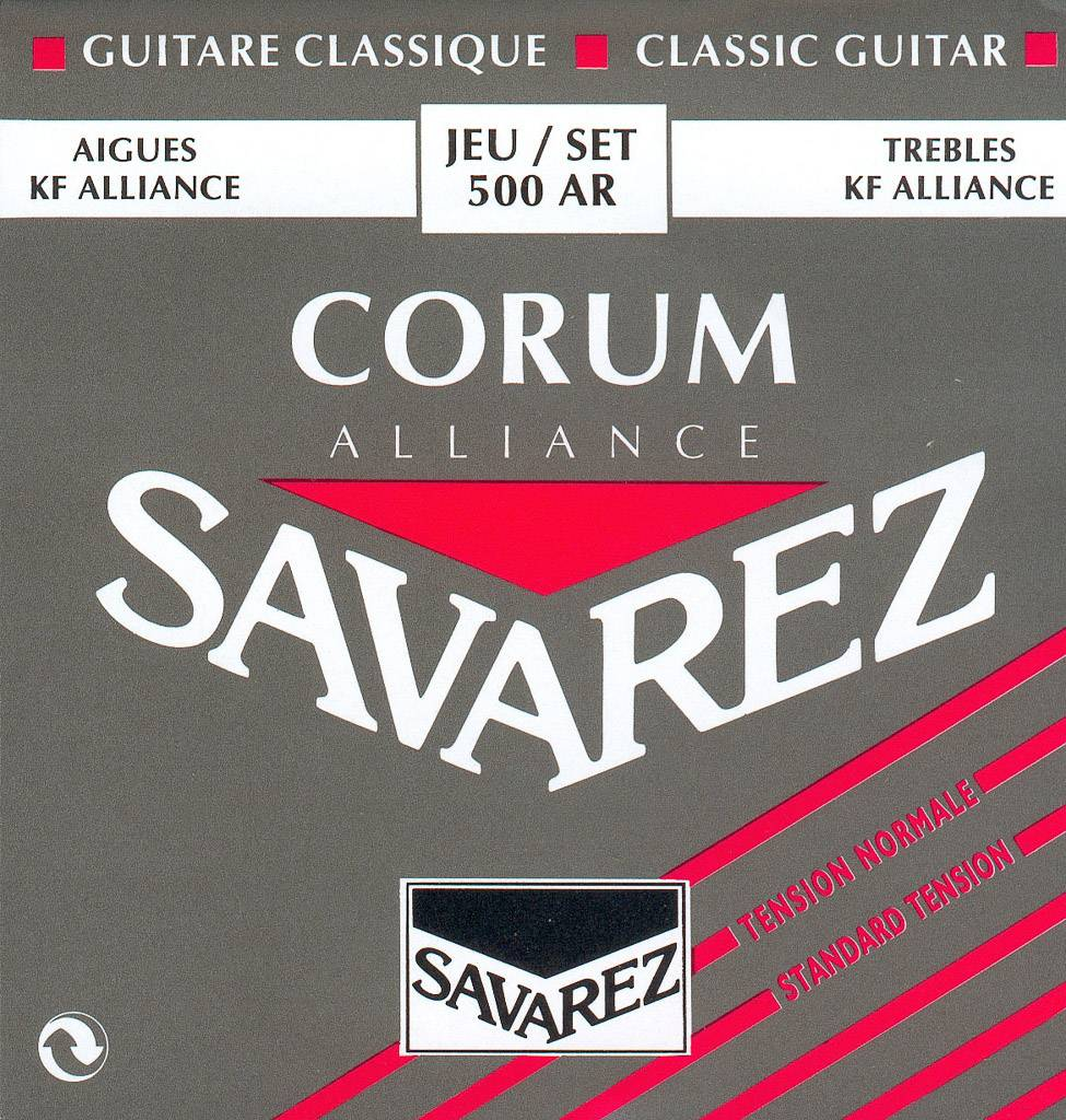Savarez Savarez 500AR Corum Alliance normal tension