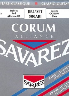 Savarez Savarez 500ARJ Corum Alliance h/n tension