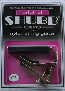 Shubb Shubb Capo Light/Normal Classical