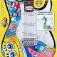 Sponge Bob SpongeBob Guitar Facelift for Strat