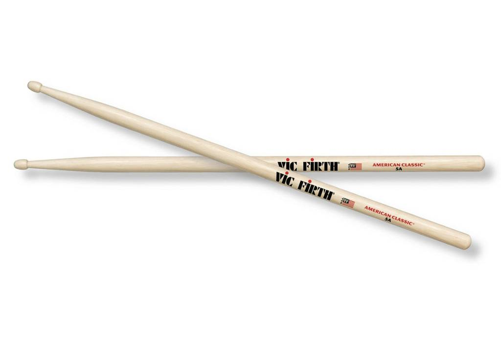 vic firth vic firth 5a drumsticks sacksioni guitarshop. Black Bedroom Furniture Sets. Home Design Ideas