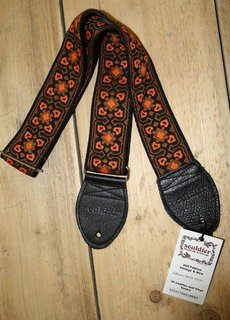 Souldier Straps Souldier Strap Fillmore Brown Orange