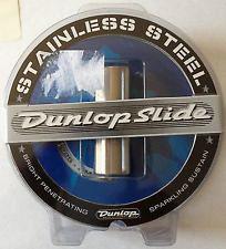 Dunlop Dunlop Stainless Steel Slide